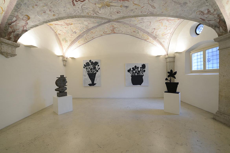 Donald Baechler – Black and White