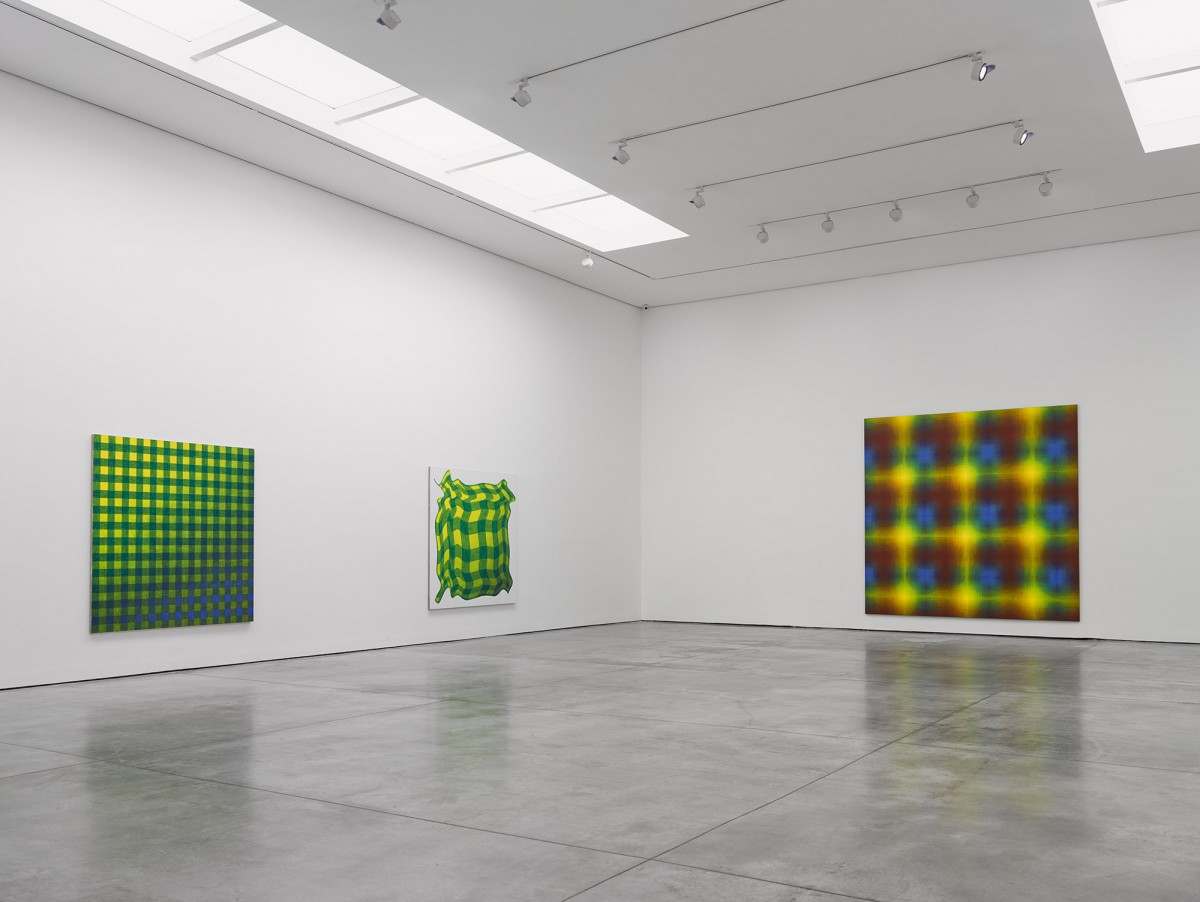 Peter Schuyff at White Cube