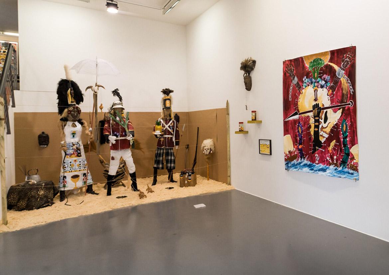 Andrew Gilbert at Kunstverein Friedrichshafen