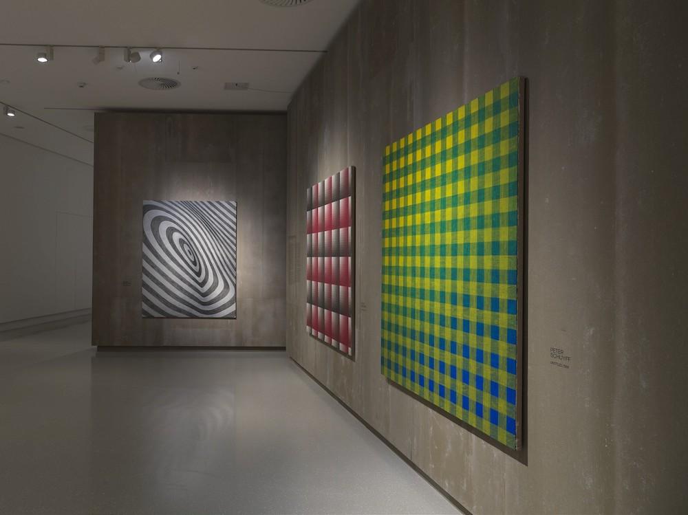 Peter Schuyff al Schlossmuseum Linz