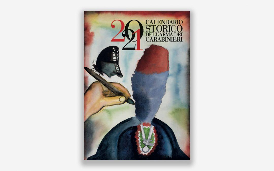 Francesco Clemente: Calendario storico 2021