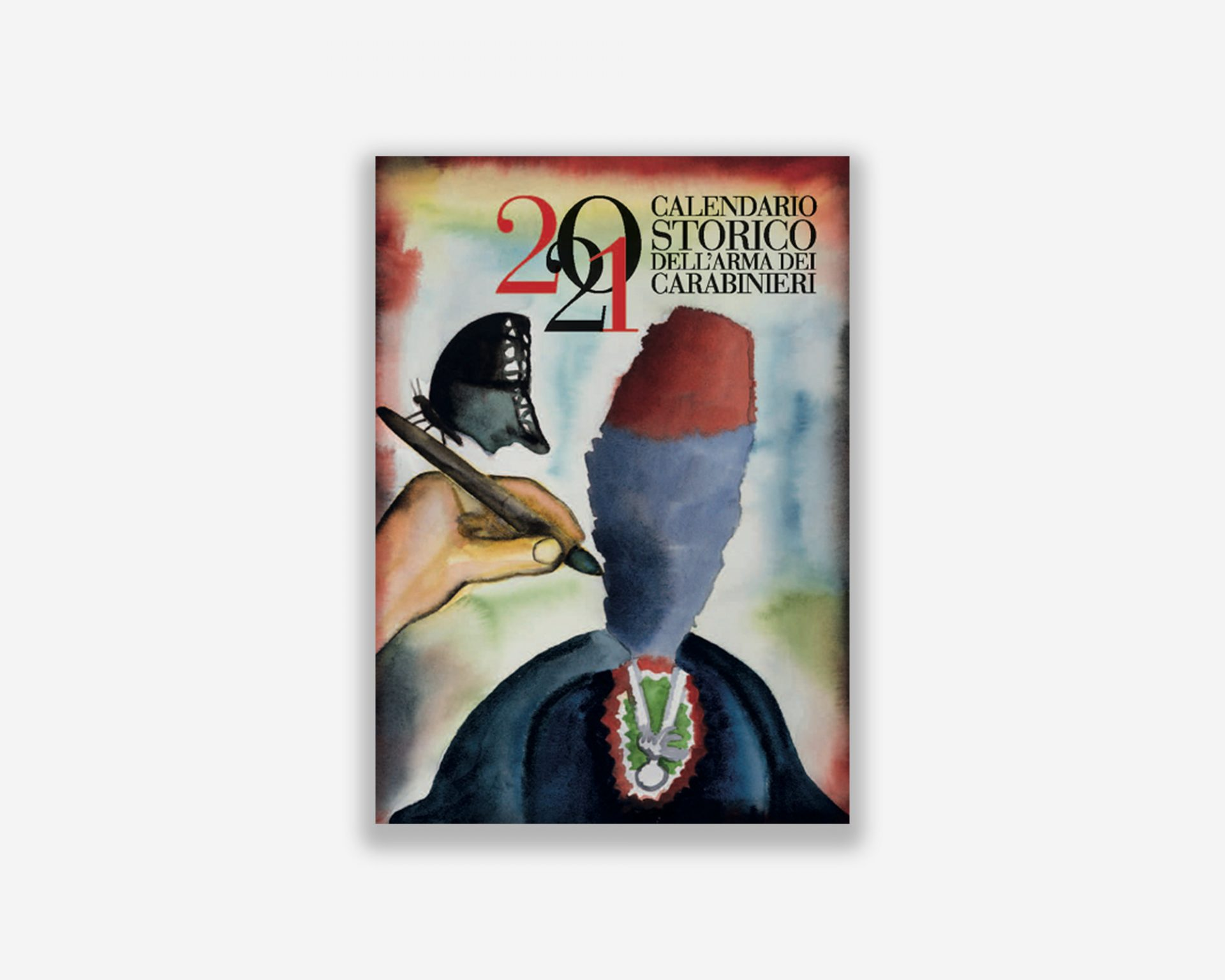 Francesco Clemente: Historical calendar 2021