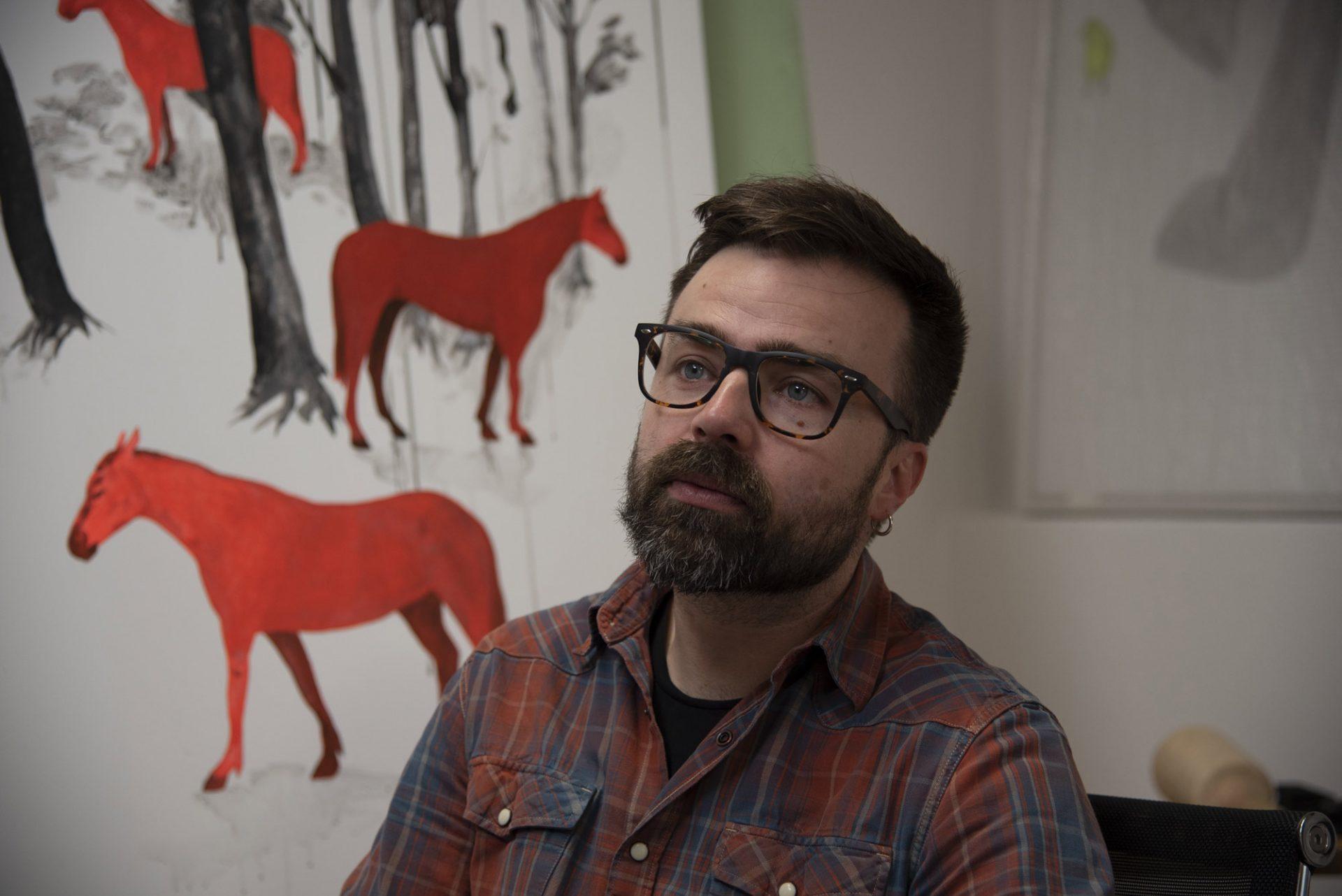 Federico Lanaro – Studio Visit