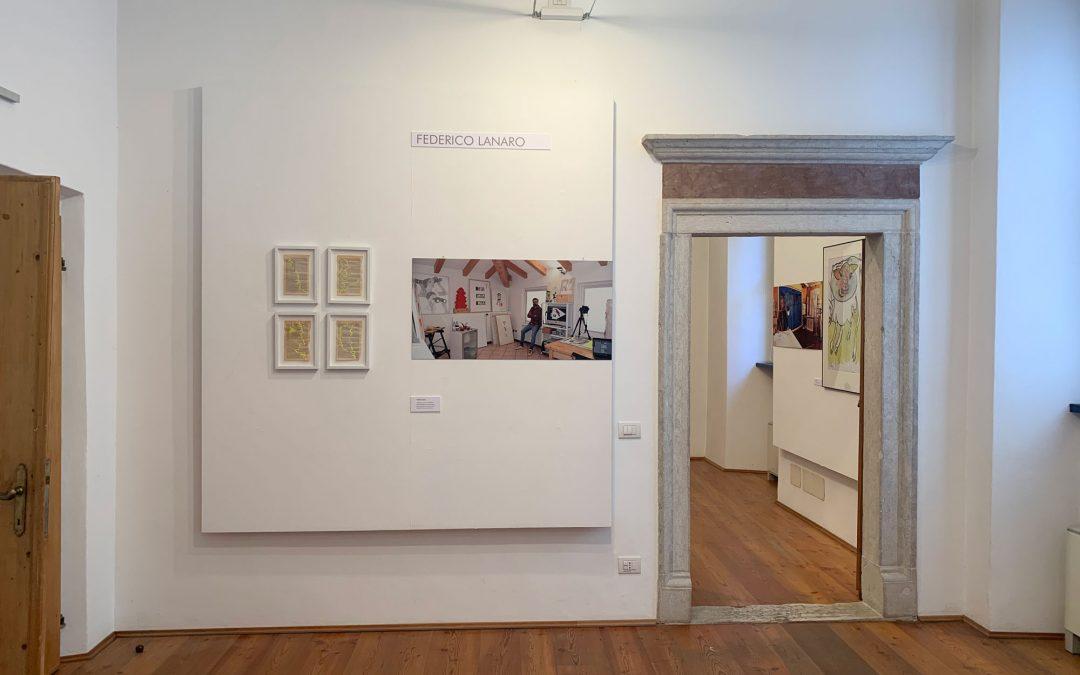 Negli Studi. Volti e luoghi dell'arte contemporanea in Trentino